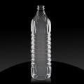 Plastic bottle PET 1 L OS, transparent