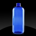 Plastenka PET 500 ml 28/410, modra, 30 g