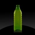 Plastic bottle PET 500 ml OS, green